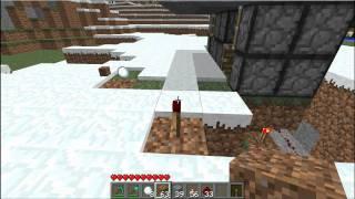 Minecraft: Tutorial - Come creare un passaggio segreto con i pistoni