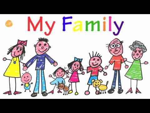Family Vocabulary - by ELF Learning