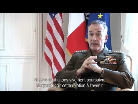 Exclusif : interview du général Dunford, commandant adjoint du corps des Marines - juin 2012