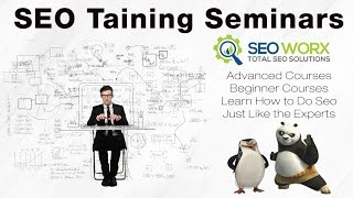 Seo Training Courses & Seminars in Sydney