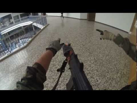 Lion Claws Milsim Series Operation Lightning Strike 4 Airsoft mall game pt 4