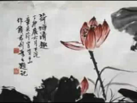 0 Zhang Cui Ying   traditional chinese artist PART 1