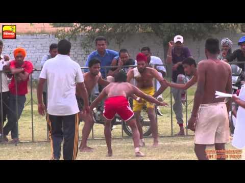 NURPUR BET (Ludhiana) || KABADDI TOURNAMENT - 2015 || HD || Part 2nd.