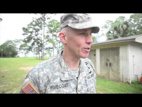 Col. David Fivecoat talks about women going through Ranger School