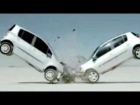 Crash Test Renault