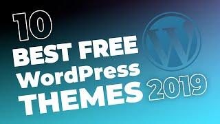 10+ Best Free WordPress Themes 🏷️
