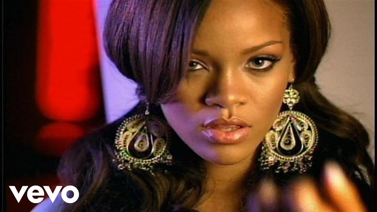 Rihanna - Pon de Repla... Rihanna Songs