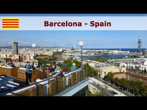 Barcelona city - a sightseeing tour