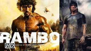Tiger Shroff as 'Rambo': Sylvester Stallone REACTS