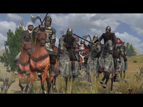 �Mount & Blade: Warband - Storming the Castle
