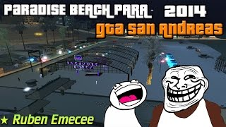 Descargar Paradise Beach V1 Para Gta San Andreas 2014 HD