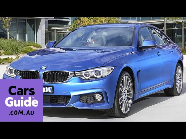 2016 BMW 4 Series review | first drive video