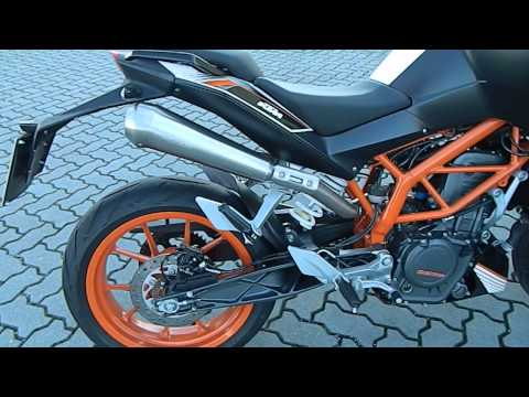 SPARK Exhaust - KTM Duke 390