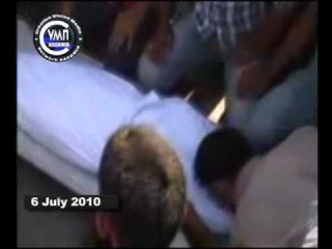 cvmnKASHMIR NEWS 6 JULY 2010 FOUR FRESH KILLING IN SRINAGAR KASHMIR