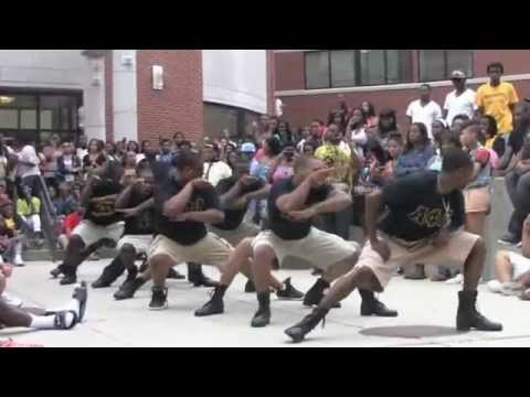 Yard Show 2012-2013 Alphas Central State University