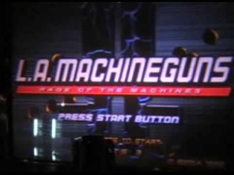 la machineguns 1/6 [level 1]