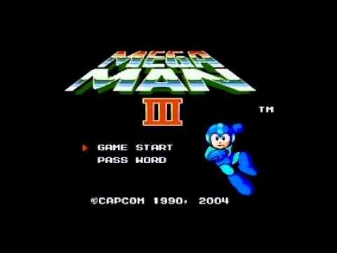 Misc Computer Games - Megaman 3