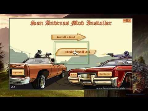 Descargar el SAMI + Pack De Carros 100% Reales Para GTA San Andreas