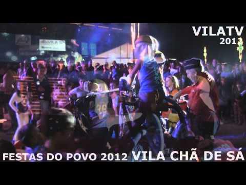FESTAS DO POVO 2012 VILA CH� DE S�  4/8/2012