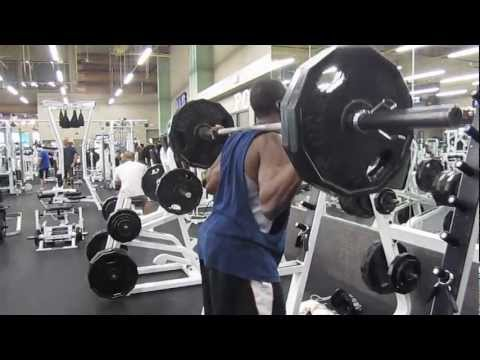 Ep. 16: In-Season Training - Weight Lifting Part 1 Image 1