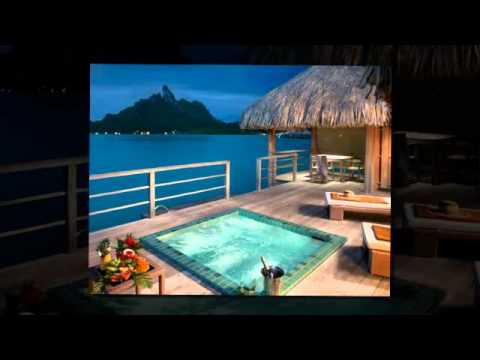 St. Regis Bora Bora Honeymoon