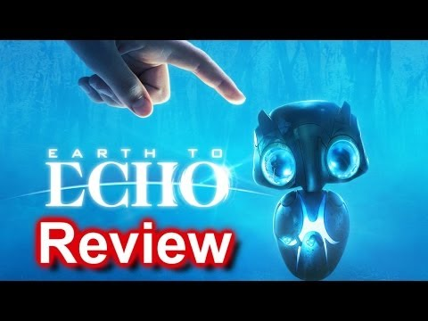Earth To Echo Review - Movie/Film - (2014) Found Footage/Sci-Fi/Alien