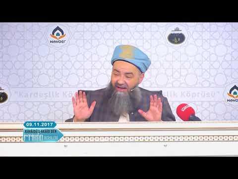 Cübbeli Ahmet Hoca ile Kavâidü-l Akâid Dersleri 4. Bölüm 9 Kasım 2017
