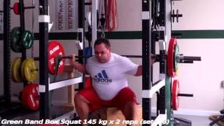 Francis Rousseau - Training 2014-08-28
