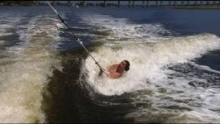 wake skating and surfing video in Florida