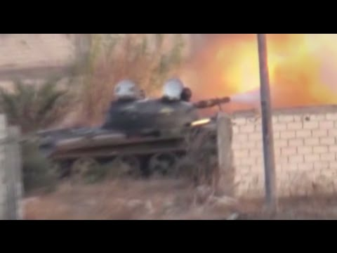 Syria: Assad troops launch offensive in Latakia