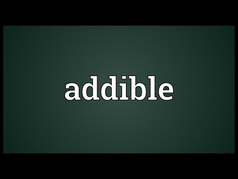 Header of Addible