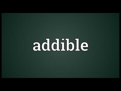 Header of Addible