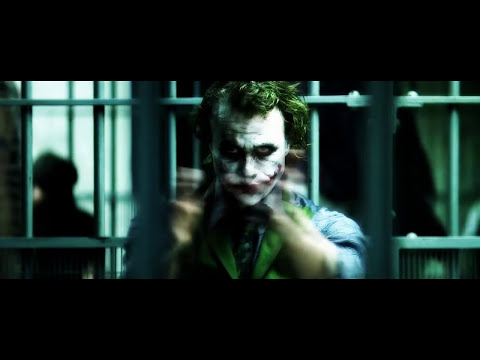Joker Tribute HD RIP Heath Ledger ★★★★★