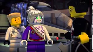 All Zane/Pixal moments Ninjago season 3