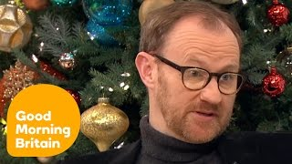 Mark Gatiss Describes Modernising Sherlock Holmes | Good Morning Britain