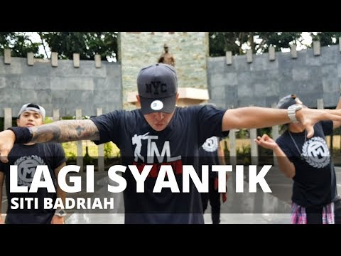 Download Lagu  LAGI SYANTIK by Siti Badriah | Zumba® | Indo Pop | Kramer Pastrana Mp3 Free