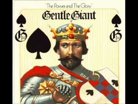 Gentle Giant - The Face