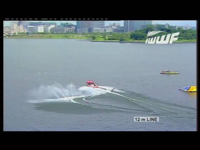 Women's Slalom IWWF Waterski World Cup Putrajaya 2009