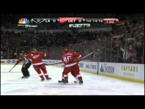 Detroit Red Wings: Best of February 2013