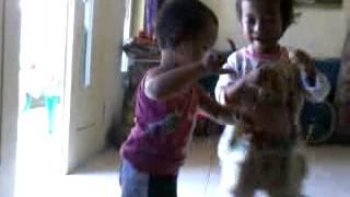 Duel goyang Bibi vs Keponakan