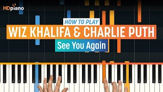 "(11.3 MB) How To Play ""See You Again"" by Wiz Khalifa & Charlie Puth (Furious 7)