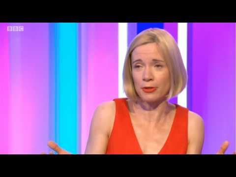 Lucy Worsley On The One Show 24517