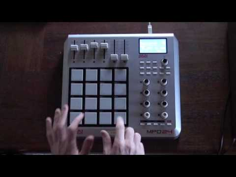 Jeremy Ellis - MPC/MPD Basics 1