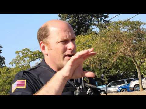 Officer Mike Francis Answers Questions about Fire at West Linn High School