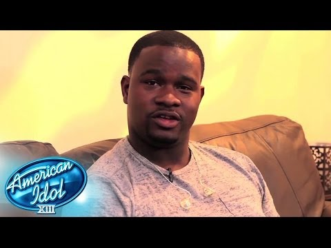 C.J. Harris: Top 6 Finalist Diaries - AMERICAN IDOL XIII