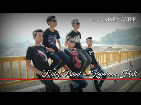 Ruby band - kepekaan hati (official video lyric)