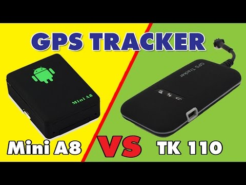 GPS TRACKER Mini A8 VS TK110