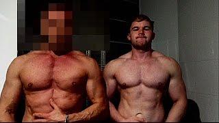 Gay Jr Bodybuilder -  Dr in the Haus