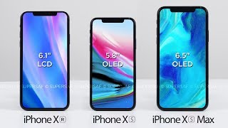 The 3 NEW iPhones for 2018