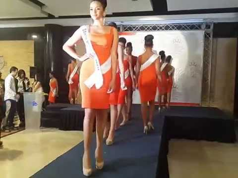 Candidatas Miss República Dominicana 2014